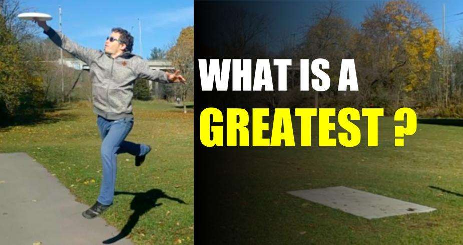 "What Is a ""Greatest"" In Ultimate Frisbee?"