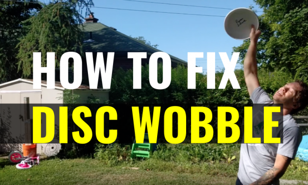 Does The Disc Wobble When You Throw? Fix It With This Drill.