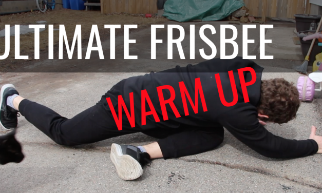 Ultimate Frisbee Warmup: Prime Your Body For Peak Performance